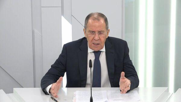 Лавров предупредил, что коронавирусом могут воспользоваться террористы - Sputnik Тоҷикистон