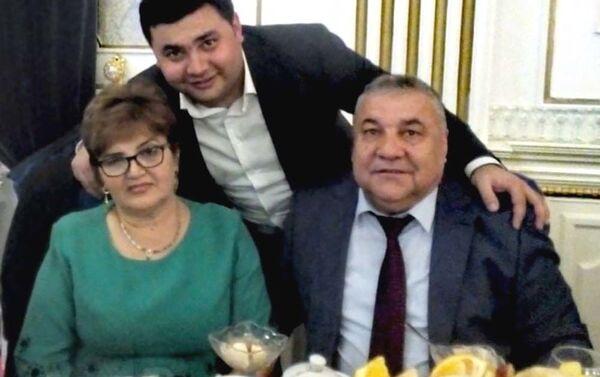 Рамазан с семьей - Sputnik Таджикистан