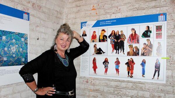Таджикская коллекция в Калининграде в 2014 г - Sputnik Тоҷикистон