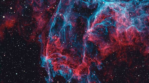 Снимок The Bat Nebula американского фотографа Josep Drudis из категории Stars & Nebulae, попавший в шортлист конкурса Insight Investment Astronomy Photographer of the Year 2020  - Sputnik Таджикистан