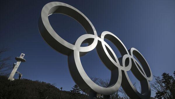 Подготовка к Олимпийским играм 2018 в Пхенчхане - Sputnik Таджикистан