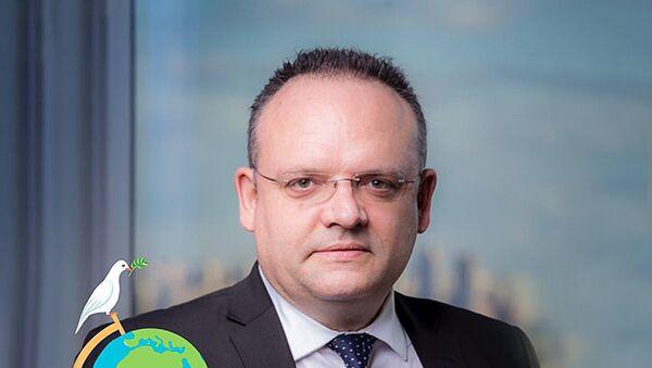 Экономист Владимир Рожанковский - Sputnik Таджикистан