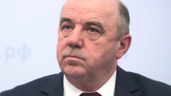 Министр  Евразийской экономической комиссии Виктор Назаренко - Sputnik Таджикистан