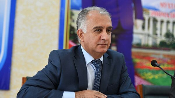 Алиев Самариддин Партоевич - Sputnik Таджикистан