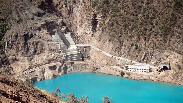 Рогунская ГЭС - Sputnik Таджикистан