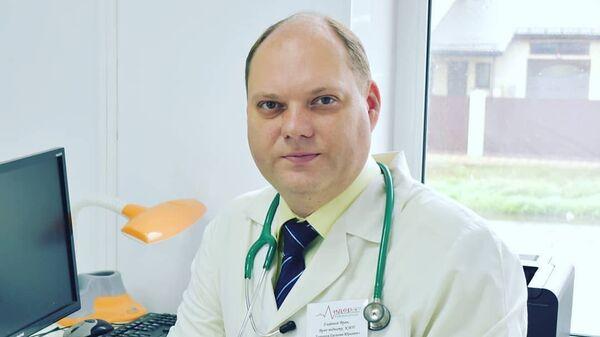 Евгений Тимаков, Врач-педиатр, инфекционист и вакцинолог, главный врач медцентра «Лидер-Медицина» - Sputnik Таджикистан