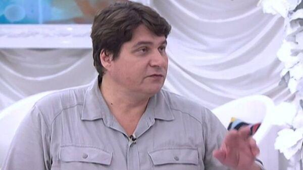 Владимир Болибок - Sputnik Таджикистан