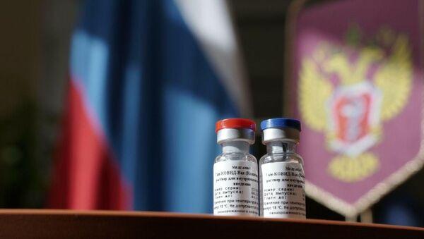 Первая в мире вакцина от коронавируса - Sputnik Таджикистан