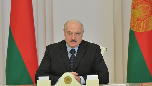 Президент Беларуси Александр Лукашенко - Sputnik Тоҷикистон