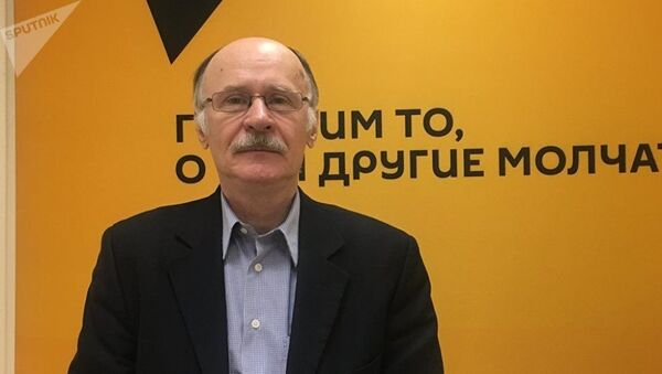 Политолог Юрий Почта - Sputnik Таджикистан