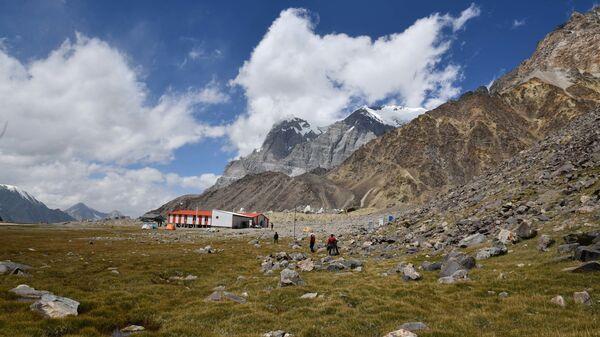 Альплагерь Tajik Peaks - Sputnik Таджикистан