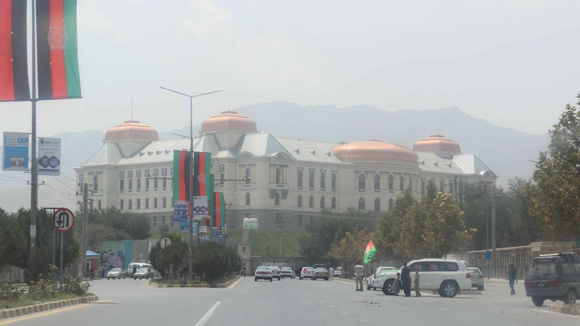 Празднование дня независимости в Кабуле - Sputnik Тоҷикистон, 1920, 05.07.2021