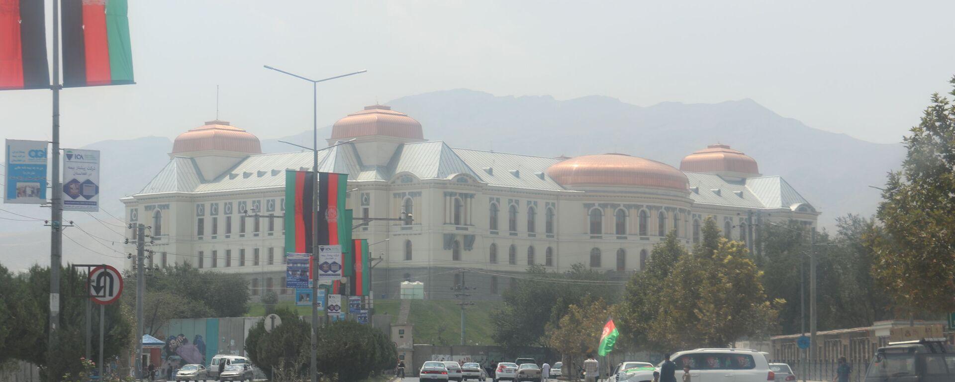 Празднование дня независимости в Кабуле - Sputnik Таджикистан, 1920, 15.08.2021
