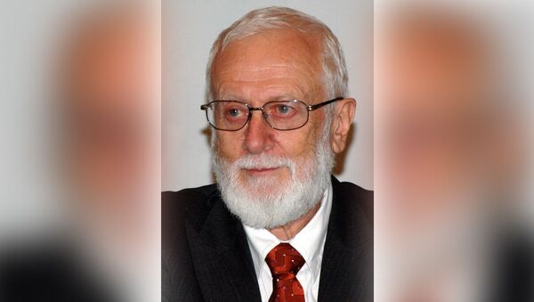 Анатолий Альштейн, вирусолог, доктор медицинских наук, член Нью-Йоркской академии наук - Sputnik Таджикистан