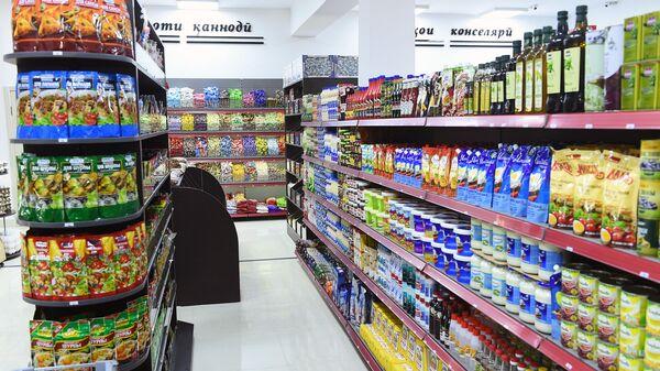 Продуктовый магазин в Хороге - Sputnik Таджикистан