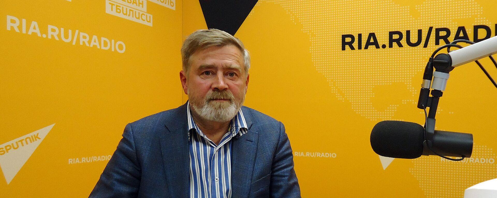 Андрей Масалович - Sputnik Таджикистан, 1920, 21.08.2020