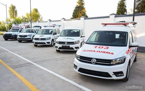 Специальные автомобили, которые планируется производить в Узбекистане - Sputnik Таджикистан