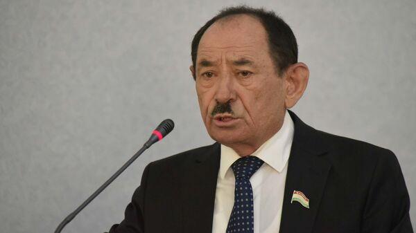 Председатель Социалистической партии Таджикистана Абдухалим Гаффоров  - Sputnik Тоҷикистон