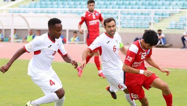 Чемпионат Таджикистана - 2020  - Sputnik Таджикистан