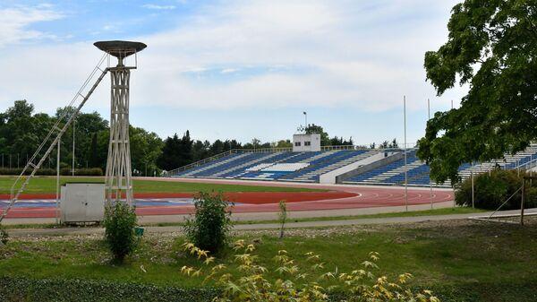 Стадион - Sputnik Таджикистан