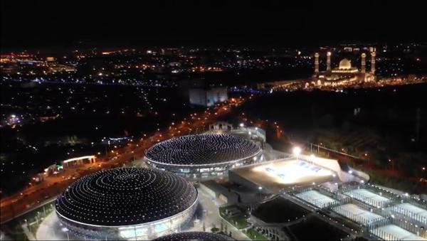 Дворец тенниса в Душанбе  - Sputnik Таджикистан