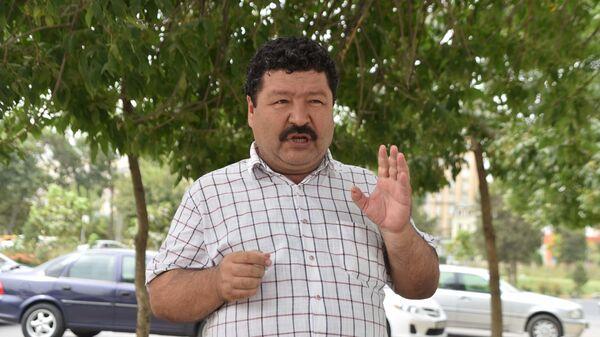 Шокирджон Хакимов - Sputnik Таджикистан
