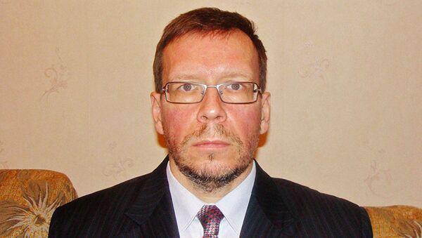 Владимир Батюк - Sputnik Таджикистан