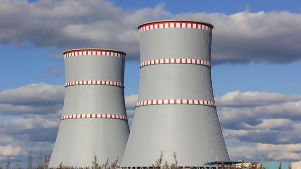 Белорусская АЭС, архивное фото - Sputnik Таджикистан