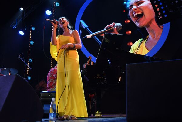 Фестиваль Koktebel Jazz Party в Крыму - Sputnik Таджикистан