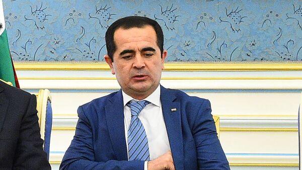 Акрам Карими, новый посол Таджикистана в Саудовская Аравия - Sputnik Тоҷикистон