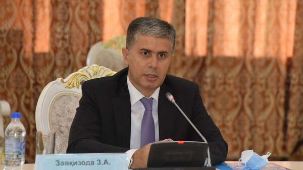 Министр экономики Таджикистана Завки Завкизода - Sputnik Таджикистан