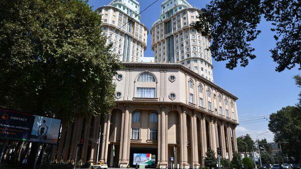 Душанбе плаза - Sputnik Тоҷикистон