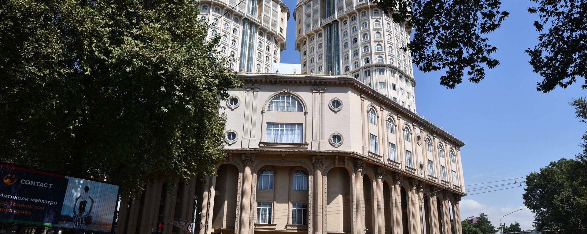 Душанбе плаза - Sputnik Тоҷикистон, 1920, 23.09.2021