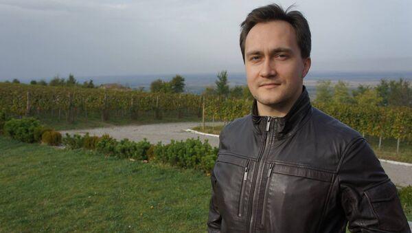 Александр Сергеевич Фролов - Sputnik Таджикистан