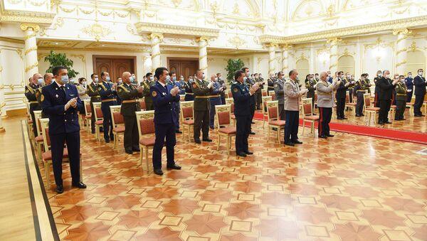 Маросими супоридани мукофотҳои давлатӣ - Sputnik Таджикистан