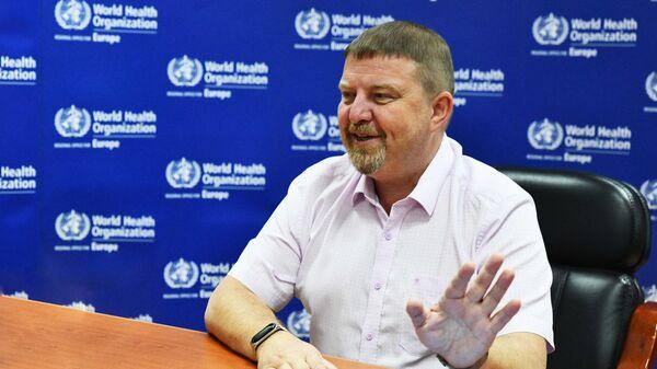 Вирусолог Александр Семенов - Sputnik Таджикистан
