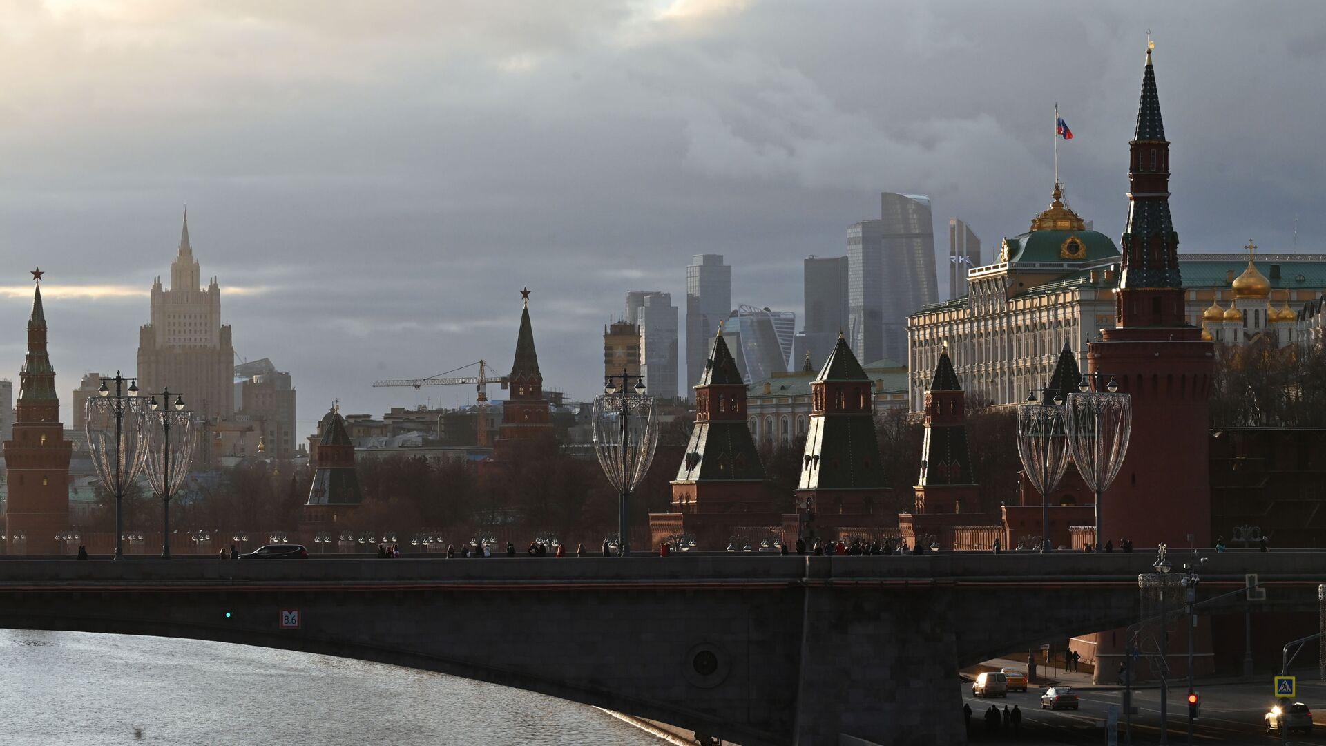 Москва, архивное фото - Sputnik Тоҷикистон, 1920, 05.09.2021