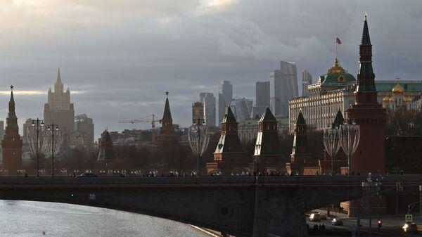 Москва, архивное фото - Sputnik Тоҷикистон