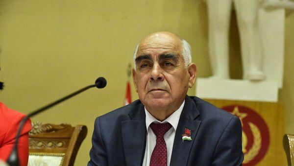 Лидер Компартии Таджикистана Миродж Абдуллоев, архивное фото - Sputnik Таджикистан