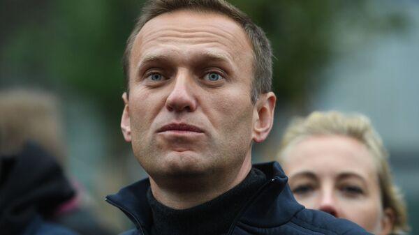 Алексей Навальный - Sputnik Таджикистан