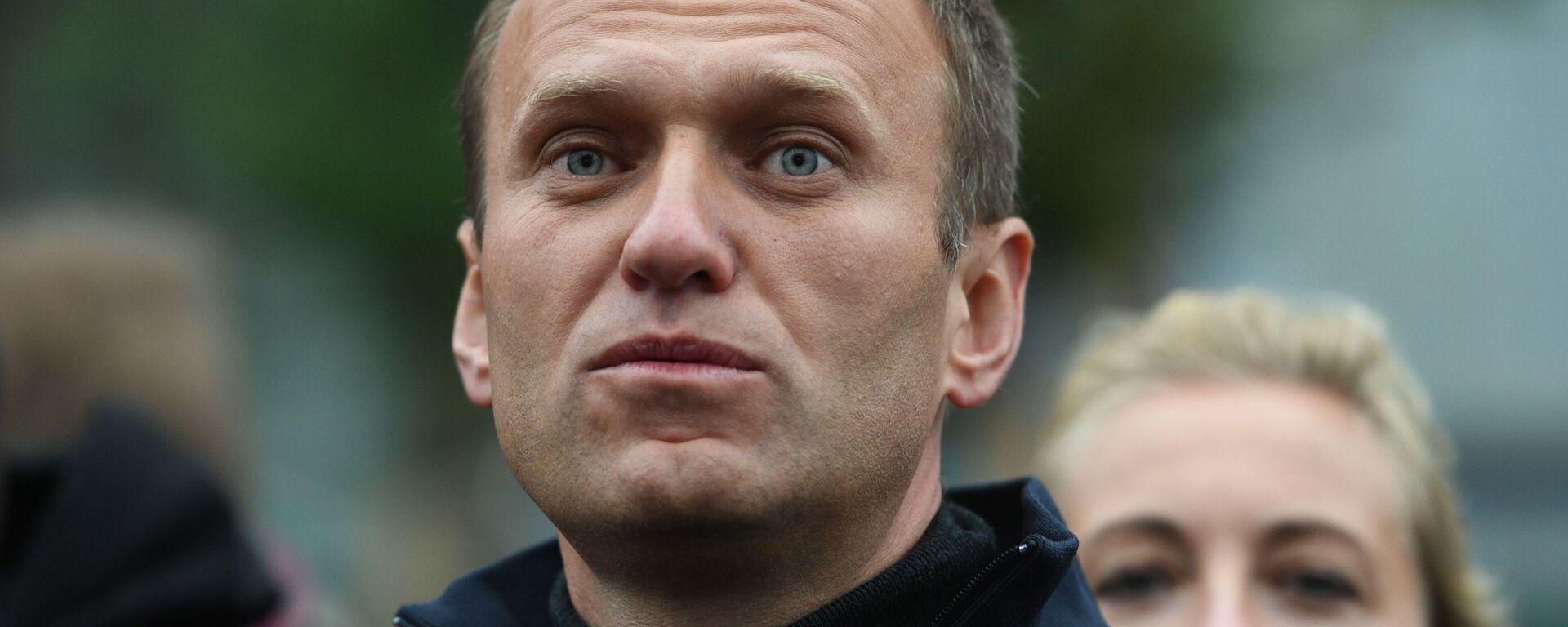 Алексей Навальный - Sputnik Тоҷикистон, 1920, 05.10.2020