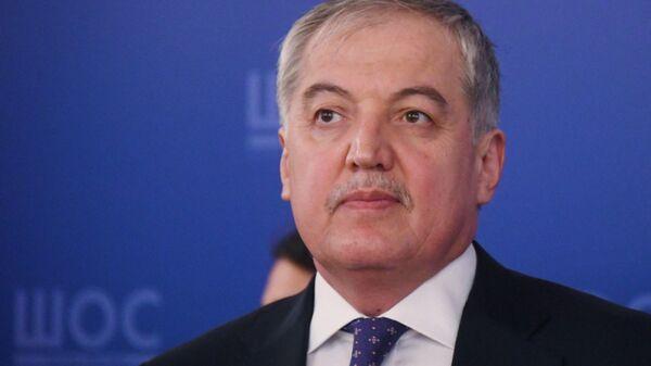 Министр иностранных дел Таджикистана Сироджиддин Мухриддин - Sputnik Тоҷикистон
