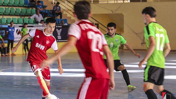 Кубок Таджикистана по футзалу - Sputnik Таджикистан