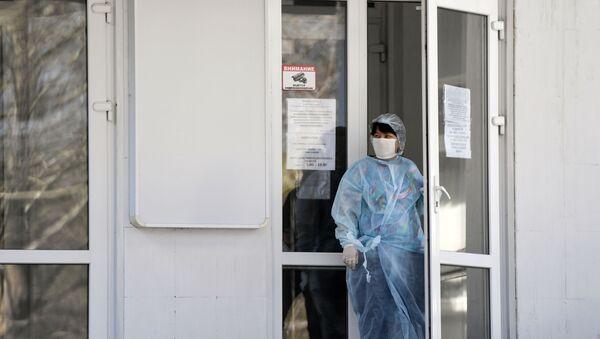 Ситуация в связи с коронавирусом  - Sputnik Таджикистан