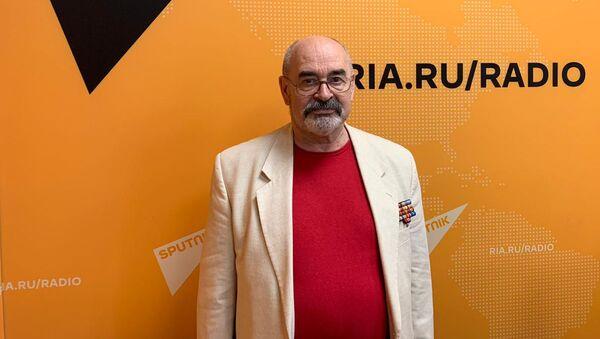 Военный эксперт, полковник в отставке Виктор Литовкин - Sputnik Таджикистан