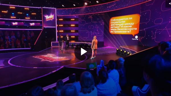 СПУТНИК_LIVE: Новый сезон проекта «Ты супер!» - Sputnik Таджикистан