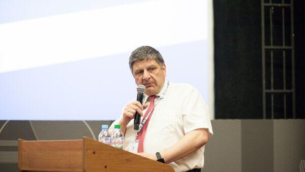Гендиректор Центра экологических инвестиций Михаил Юлкин - Sputnik Таджикистан