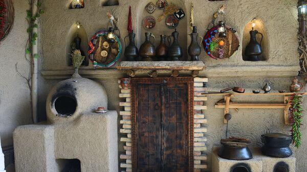 Дом-музей Нозимджона Усмонова в Бободжон Гафуровском районе - Sputnik Таджикистан
