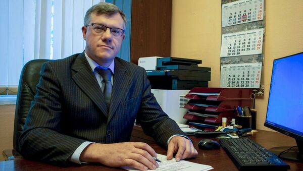 Андрей Колесников - Sputnik Таджикистан
