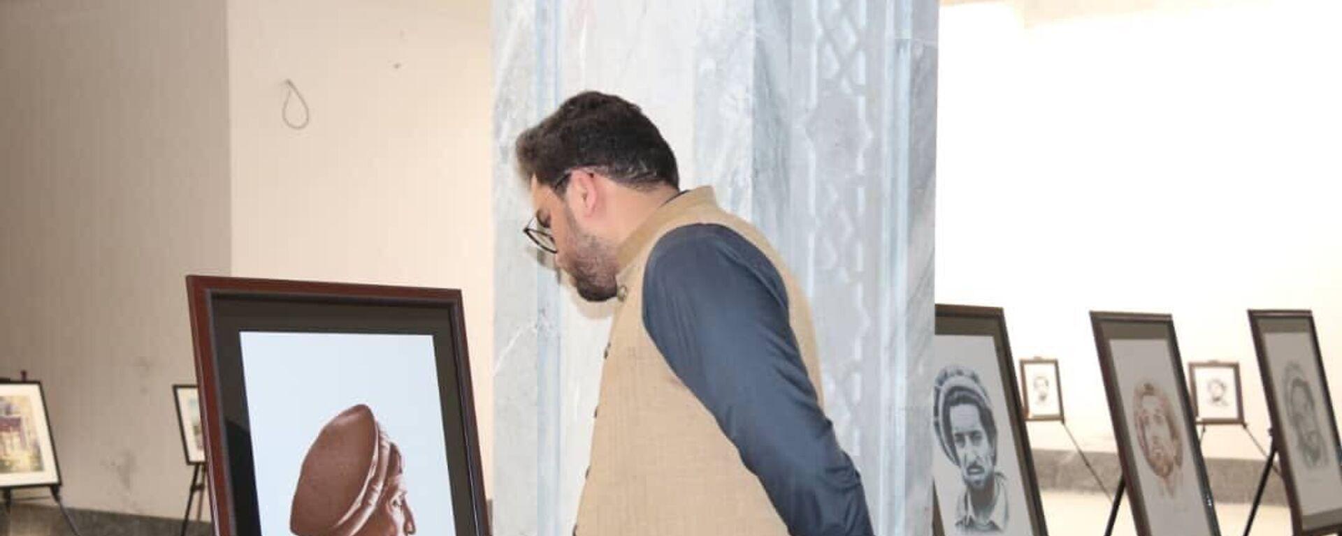Выставка в честь Ахмад Шаха Масуда в Панджшире - Sputnik Таджикистан, 1920, 19.09.2020